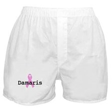 BC Awareness: Damaris Boxer Shorts