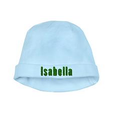 Isabella Grass baby hat