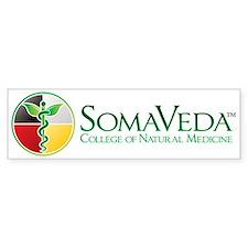SCNM School Logo Bumper Sticker