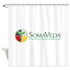 SCNM School Logo Shower Curtain