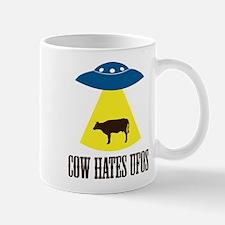 Cows are Afraid of UFOs Mug