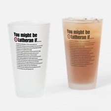 Unique Funny christian Drinking Glass