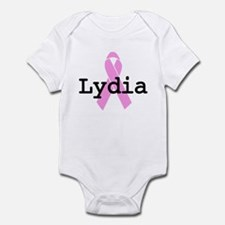 BC Awareness: Lydia Onesie