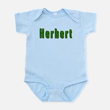 Herbert Grass Infant Bodysuit