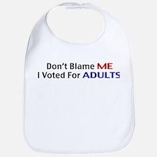 Don't blame me Bib