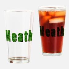 Heath Grass Drinking Glass