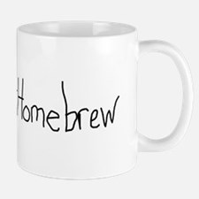 #Homebrew Mug