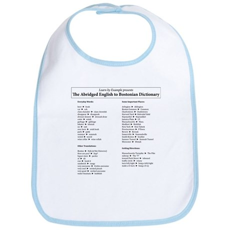 Boston-English Dictionary Bib