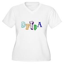 DFTBA - Colorful T-Shirt