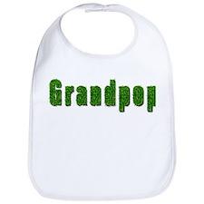 Grandpop Grass Bib
