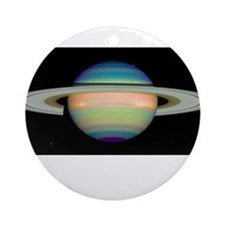 saturn Ornament (Round)
