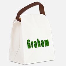 Graham Grass Canvas Lunch Bag