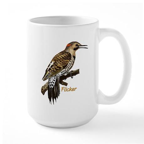 Flicker Large Mug