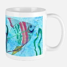 Water color fish Mug