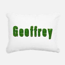 Geoffrey Grass Rectangular Canvas Pillow