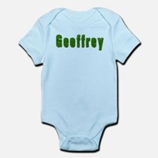Geoffrey Grass Infant Bodysuit