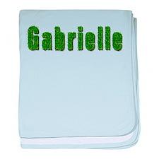 Gabrielle Grass baby blanket