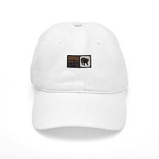 Arapaho Black Bear Badge Baseball Cap
