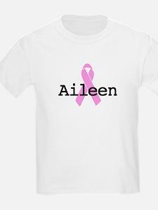 BC Awareness: Aileen Kids T-Shirt