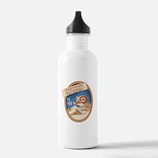 Arapaho Bighorn Badge Water Bottle