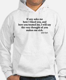 Jane Eyre Thought Of You Hoodie