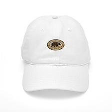 Arapaho Brown Bear Badge Baseball Cap