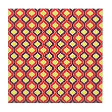 Royal Sunset Tile Coaster
