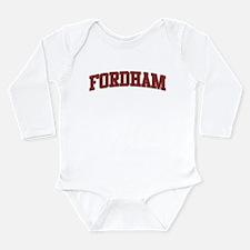 FORDHAM Design Body Suit