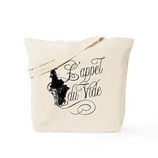 L'appel Du Vide Tote Bag