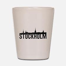 Stockholm Shot Glass