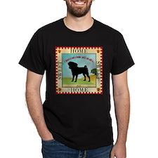 Pug Home T-Shirt