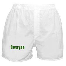 Dwayne Grass Boxer Shorts
