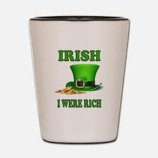 IRISH RICH Shot Glass