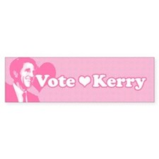 kerry_heart_bumper.gif Bumper Sticker