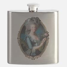 Marie Antoinette Portrait Flask