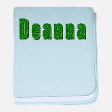 Deanna Grass baby blanket