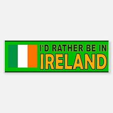 IRELAND BUMPER STICKER Bumper Bumper Sticker