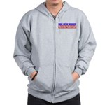 Shall Not Be Infringed Zip Hoodie