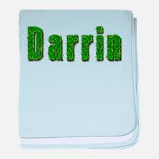 Darrin Grass baby blanket