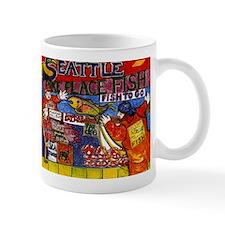 Seattle Fish Market Mug