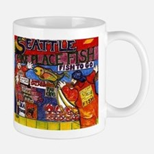 Seattle Fish Market Mug