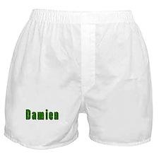 Damien Grass Boxer Shorts