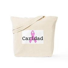 BC Awareness: Caridad Tote Bag