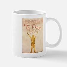 Pray The Bible Way Mug
