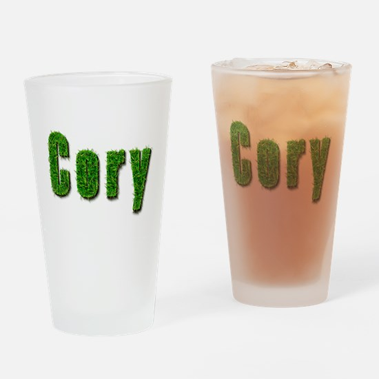 Cory Grass Drinking Glass