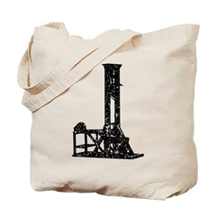 Guillotine Tote Bag