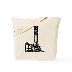 Guillotine Tote Bag