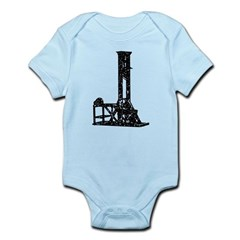Guillotine Infant Bodysuit
