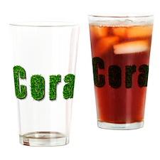 Cora Grass Drinking Glass