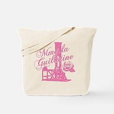 Mme La Guillotine Tote Bag